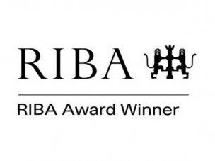 Houseboat Poole RIBA Winner Logo