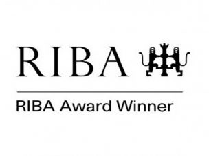 Houseboat Poole RIBA Winner Logo